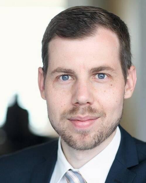 Oliver Reinhard, Senior Portfolio Manager bei Fisch Asset Management in Zürich, Credit: Fisch AM (14.02.2019)