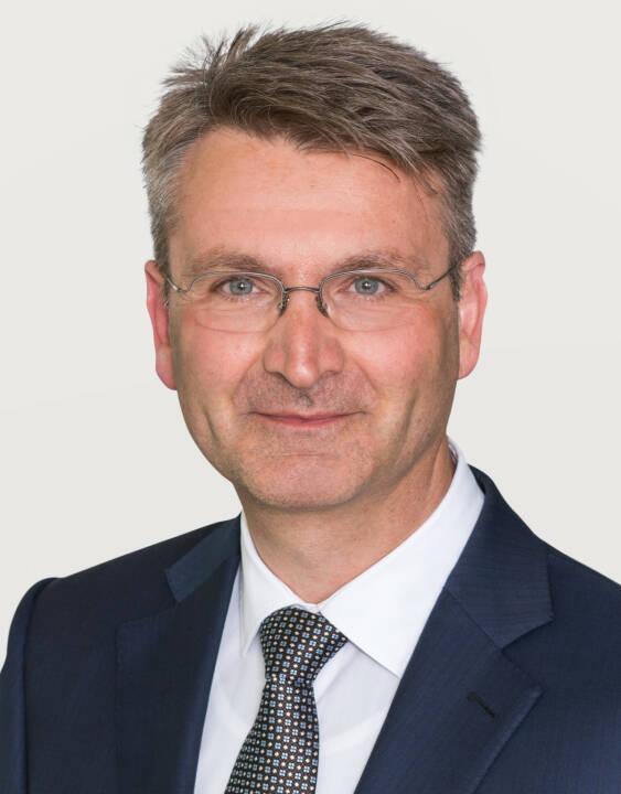 Ernst Glanzmann, Investment Director bei GAM Investments, Credit: GAM