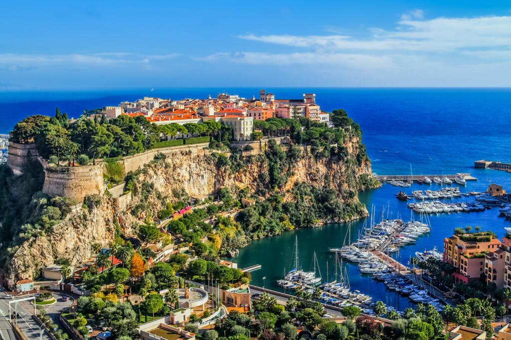 Monaco, Monte Carlo, https://de.depositphotos.com/22233185/stock-photo-principaute-of-monaco-and-monte.html, &copy; <a href=