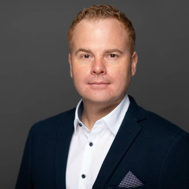 Thomas O. Uitz wurde von den Gesellschaftern des österreichischen Sportnahrungsherstellers Peeroton zum Commercial Director bestellt. Credit: Peeroton (20.02.2019)