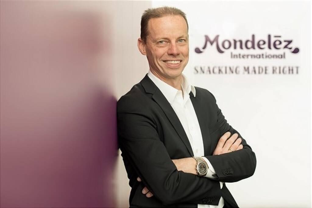 Mondelēz International ernennt Vince Gruber zum Leiter des Europageschäfts, Credit: Mondelez (25.02.2019)