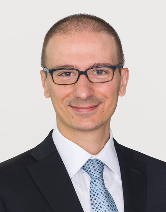 Alessandro Ghidini, Portfolio Manager für Emerging-Markets-Anleihen bei GAM Investments, Credit: GAM
