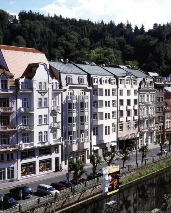 Warimpex und Raiffeisen-Leasing verkaufen Hotel Dvorak in Karlsbad, Credit: Warimpex