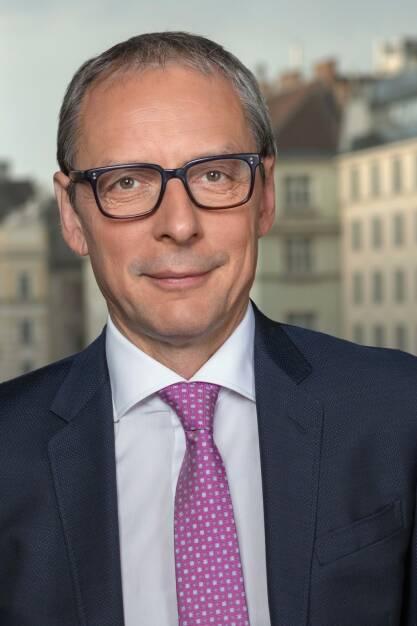 Wilhelm Celeda wird CEO der Kathrein Privatbank AG, Credit: Raiffeisen (06.03.2019)