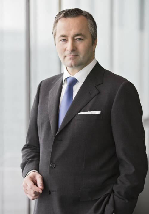 Thomson Reuters zeichnet Hannes Ametsreiter (Telekom Austria) als CEO Of The Year aus
