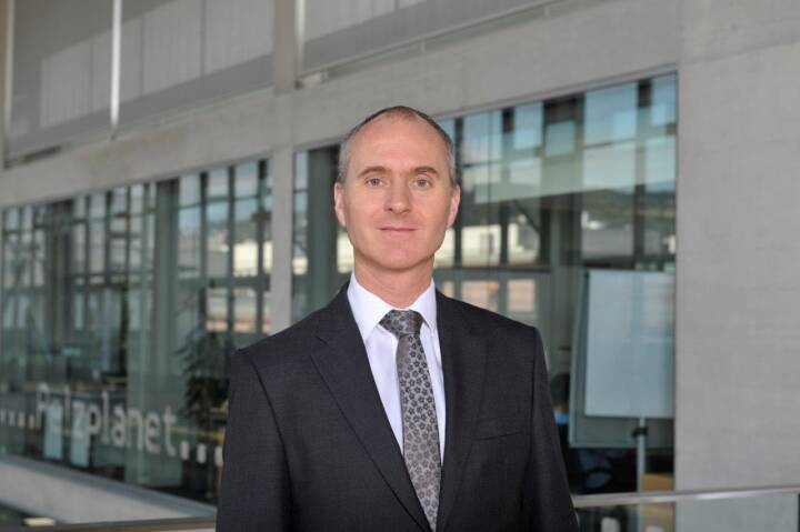 Benno Weber, Anleihenexperte bei Swisscanto Invest, Credit: Swisscanto