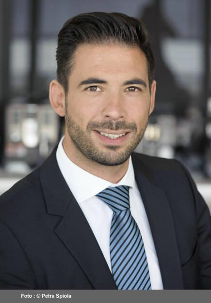 Daniel Cipriano übernimmt die Geschäftsführung des Unternehmensbereichs Personal Health von Philips Austria. Cipriano verantwortet als Geschäftsführer Philips Austria GmbH die Marketing- und Vertriebsagenden des Bereichs mit der strategischen Fokussierung auf Gesundheit und Wohlbefinden. Fotocredit:Philips/Spiola (26.03.2019)