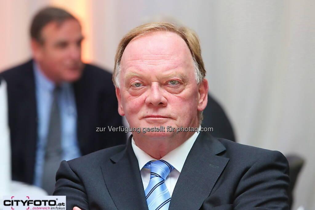 75 Jahre Lenzing: Gerhard Falch, © cityfoto.at (23.06.2013)