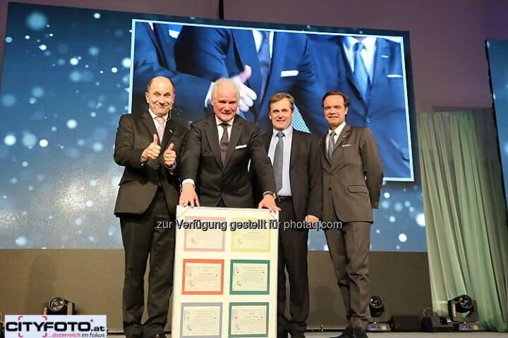 75 Jahre Lenzing: Franz Gasselsberger