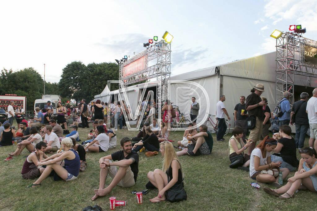 Wiener Donauinselfest 2013, OE 1 Kulturinsel, weitere Bilder unter: http://martina-draper.at//2013/06/24/wiener_donauinselfest_2013#bild_11088, © Martina Draper (24.06.2013)