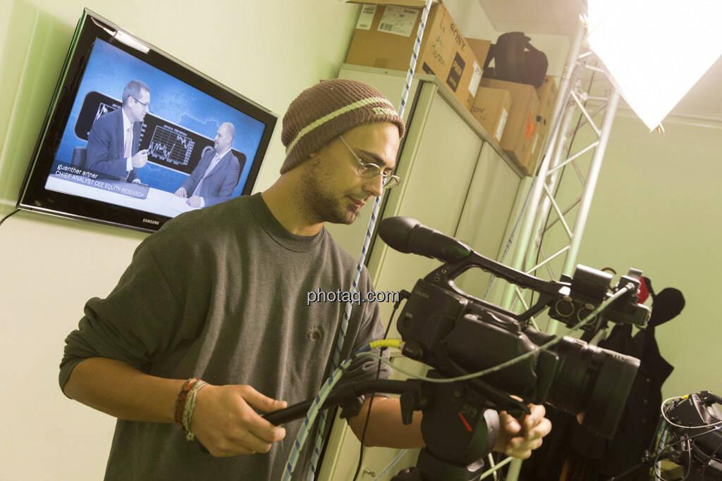 Erste Group Research TV, © Martina Draper (15.12.2012)