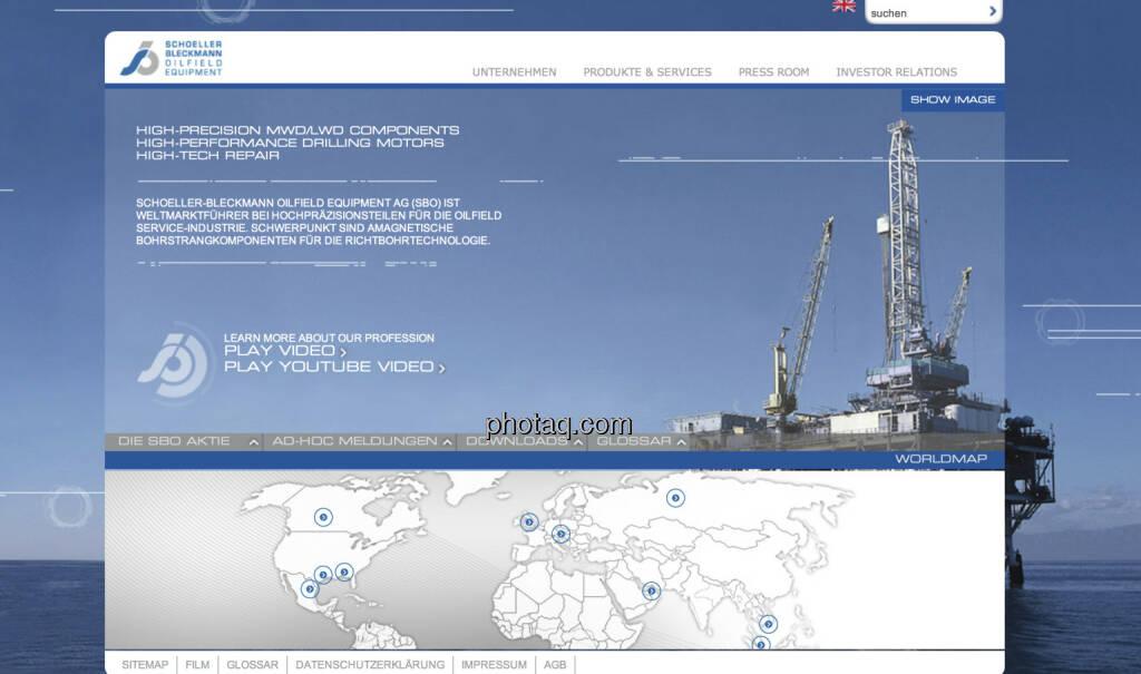 SBO ist am 25.6.1997 an die damalige Easdaq gegangen, notiert jetzt seit Jahren in Wien im ATX (25.06.2013)