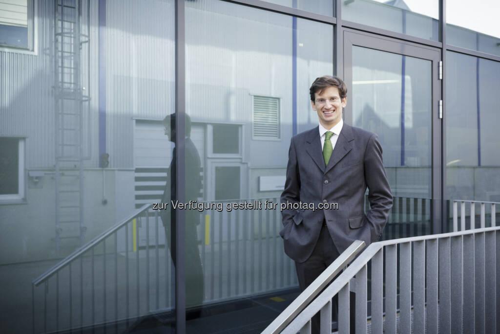 F. Peter Mitterbauer neuer Vorstandsvorsitzender der Miba AG (c) Aussendung (28.06.2013)
