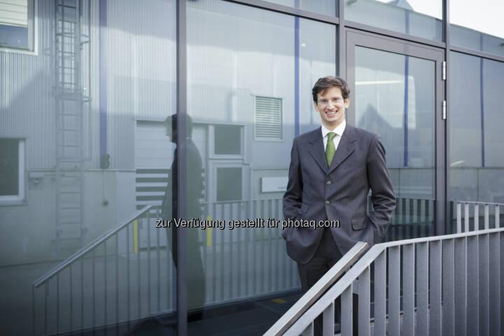F. Peter Mitterbauer neuer Vorstandsvorsitzender der Miba AG (c) Aussendung