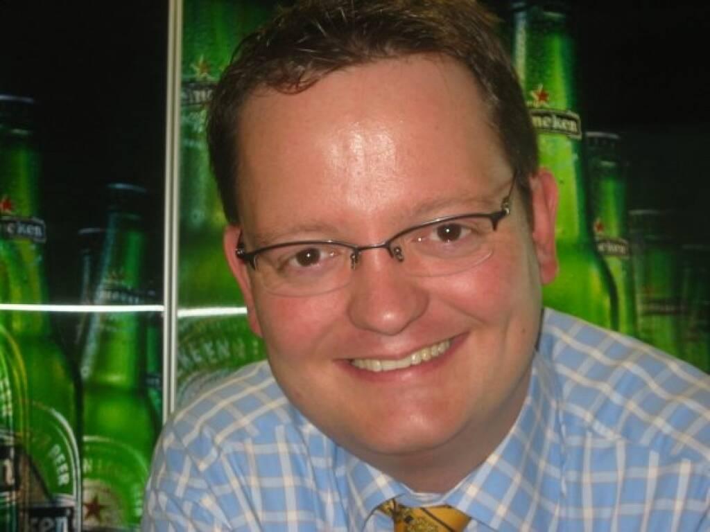 Michael Dickstein, Heineken (30. Juni) - finanzmarktfoto.at wünscht alles Gute!, © entweder mit freundlicher Genehmigung der Geburtstagskinder von Facebook oder von den jeweils offiziellen Websites  (30.06.2013)
