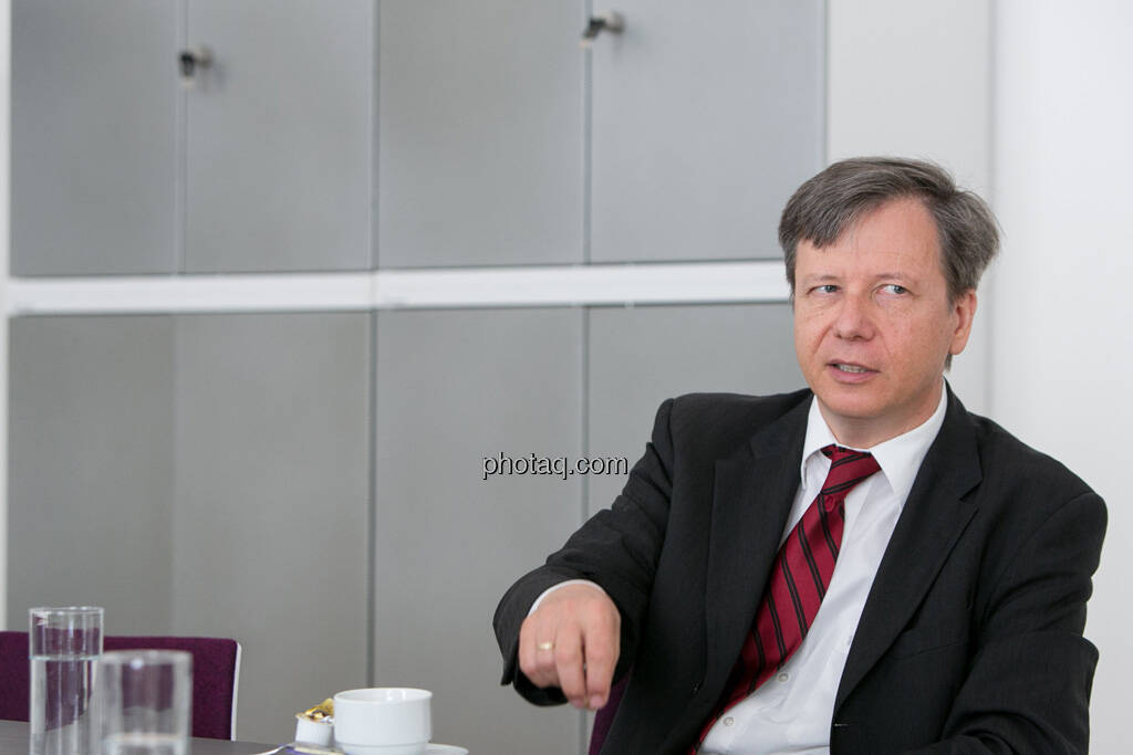 Heinrich Traumüller, © finanzmarktfoto.at/Martina Draper (01.07.2013)