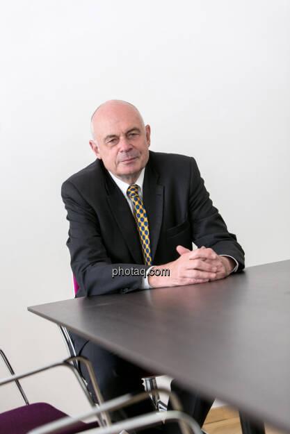 Wolfgang Nolz (Kapitalmarktbeauftragter), © finanzmarktfoto.at/Martina Draper (01.07.2013)