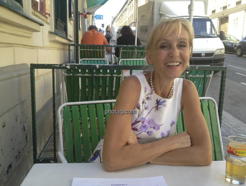 ... im Talk mit Isabella de Krassny, Donau-Invest  (03.07.2013)