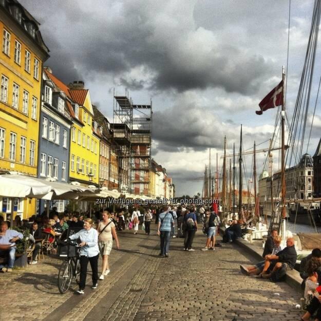 Kopenhagen, Dänemark, © Wolfgang Siegl-Cachedenier (04.07.2013)