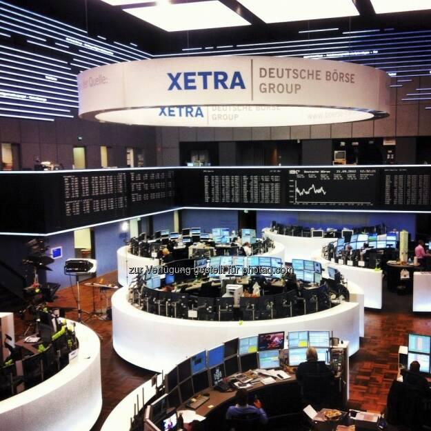 Deutsche Börse Xetra Frankfurt, © Wolfgang Siegl-Cachedenier (04.07.2013)