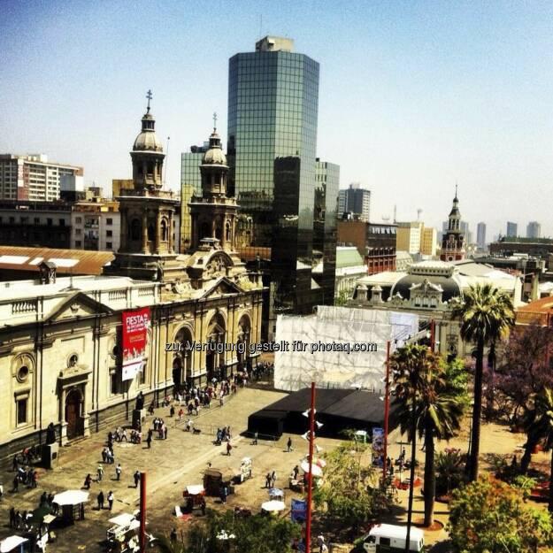 Santiago de Chile, © Wolfgang Siegl-Cachedenier (04.07.2013)