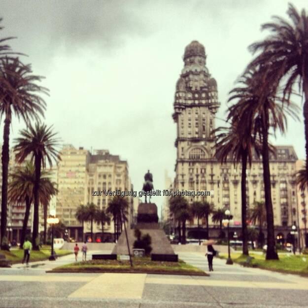 Montevideo, Uruguay, © Wolfgang Siegl-Cachedenier (04.07.2013)
