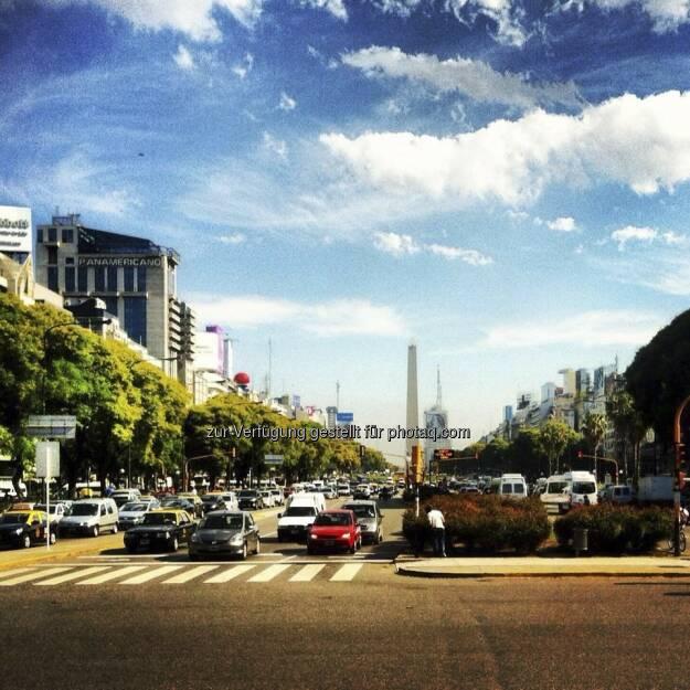 Buenos Aires, Argentinien, © Wolfgang Siegl-Cachedenier (04.07.2013)