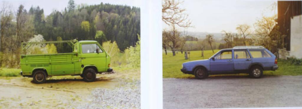 eine Seite aus Bernhard Fuchs - Autos, Preis: 250-400 Euro, http://josefchladek.com/book/bernhard_fuchs_-_autos (07.07.2013)