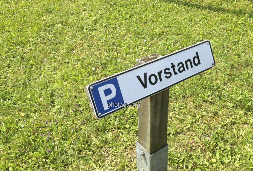Vorstand, Parkplatz (08.07.2013)