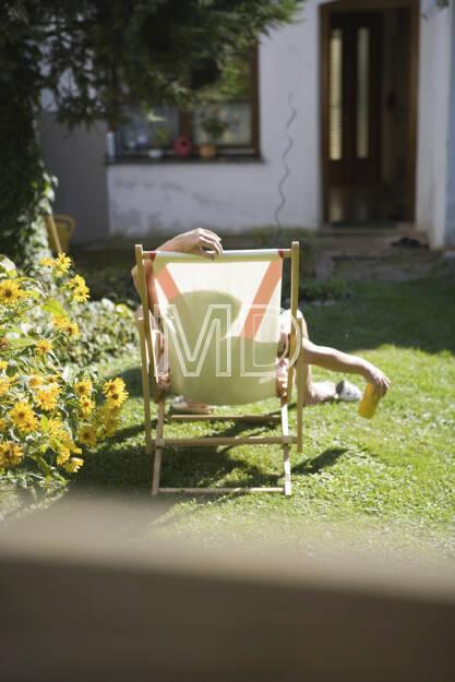 Liegestuhl, © www.martina-draper.at (08.07.2013)