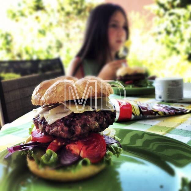 Burger, © www.martina-draper.at (08.07.2013)