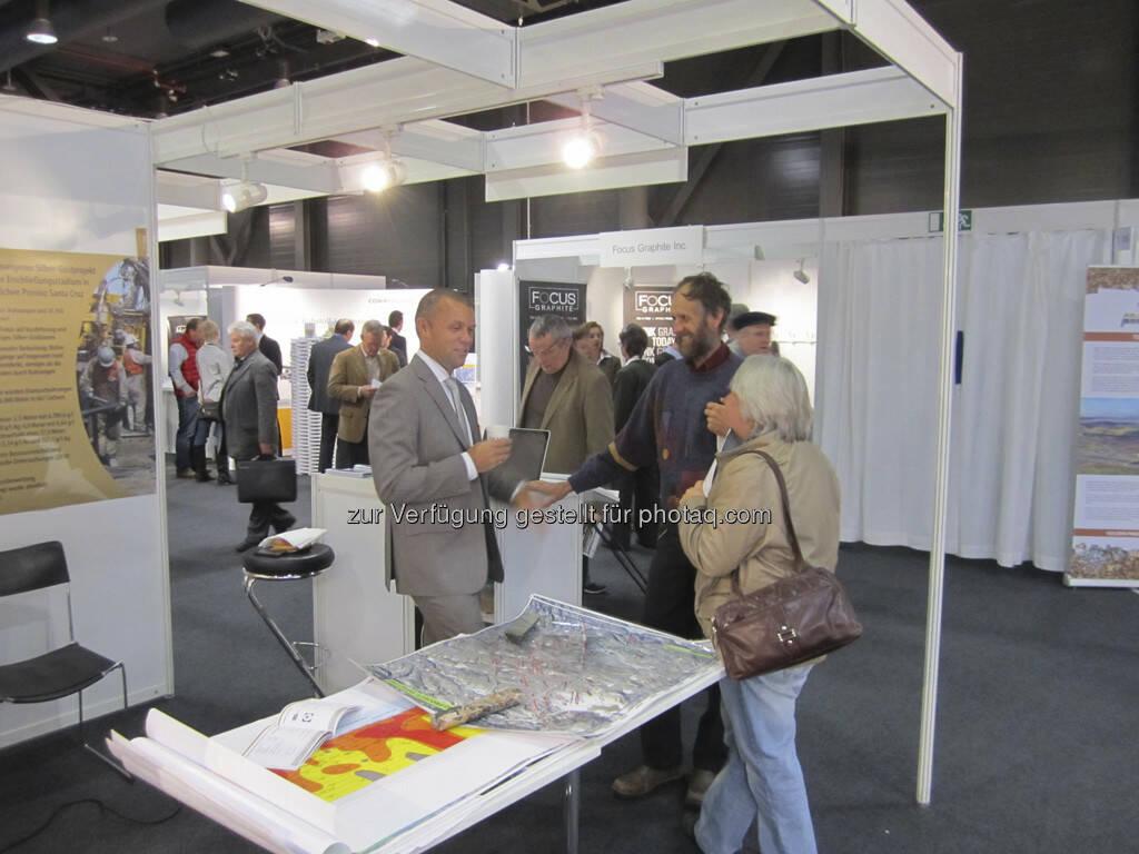 Peter A. Ball von Argentex Mining im Gespräch mit Investoren!, © IRW-Press (15.12.2012)