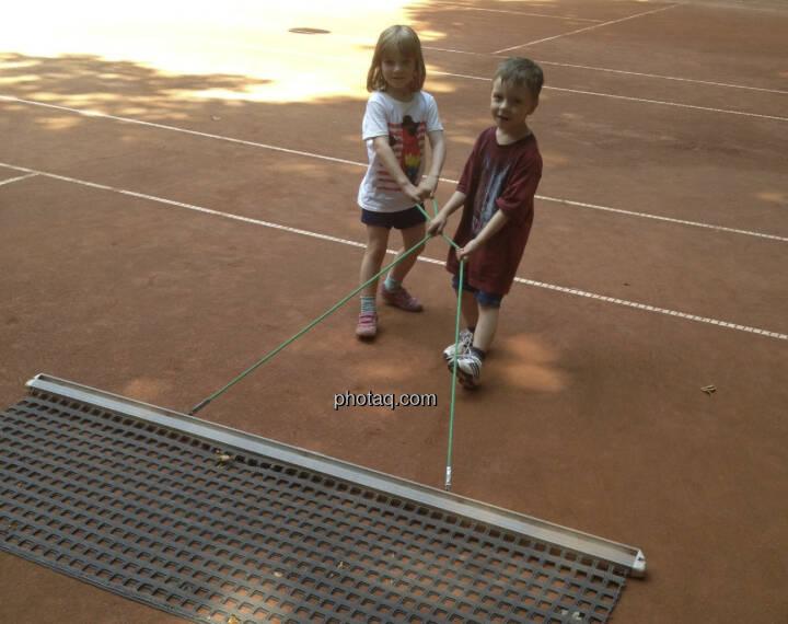 Kehren, Tennis
