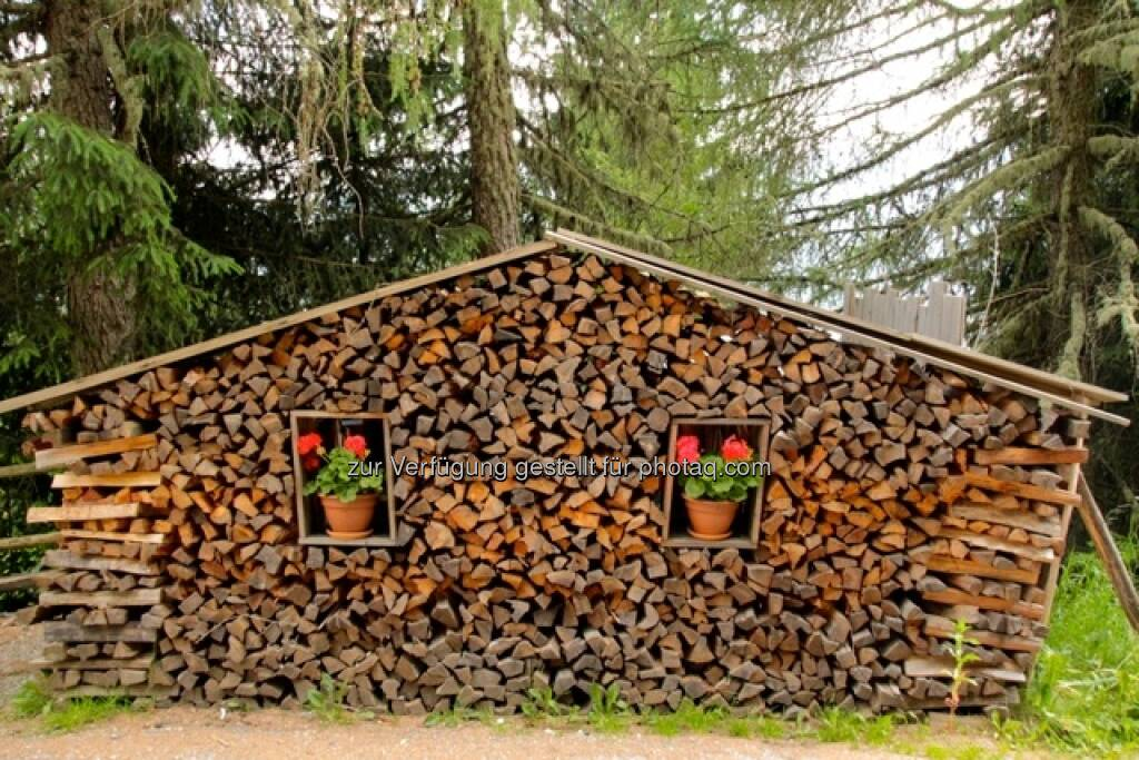 Holzhütte; Alpbach, © Susanne Lederer-Pabst (10.07.2013)