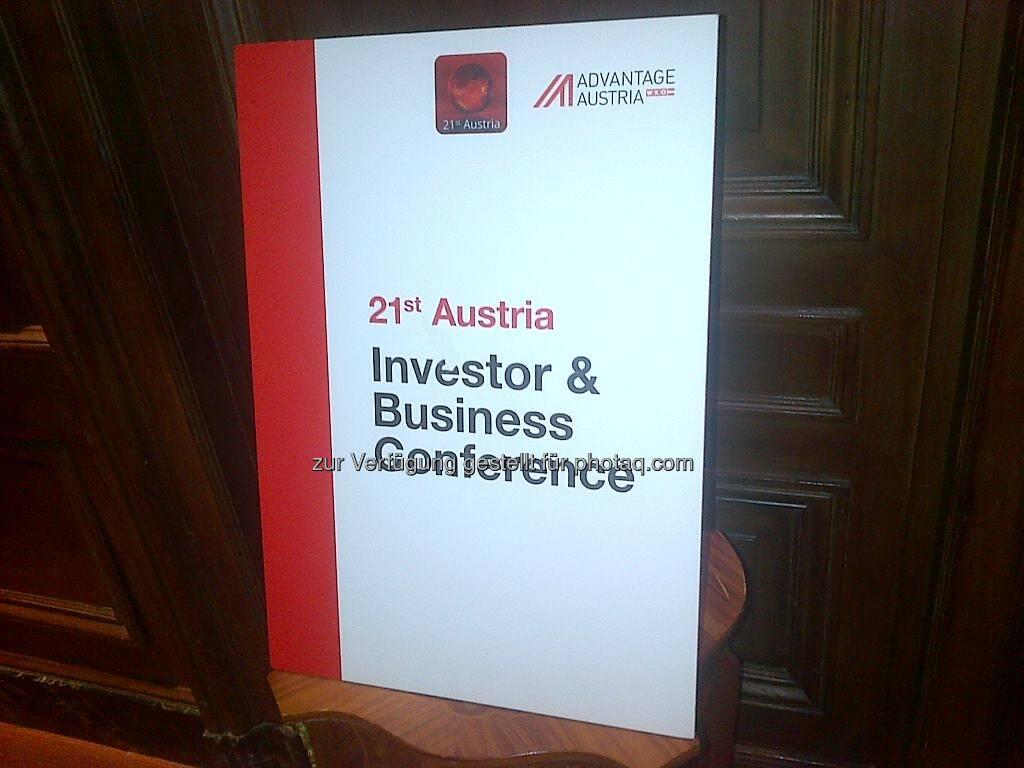 Toller Empfang im Rahmen der 21st Austria-Initiative in New York beim österreichischen Aussenhandelsdelegierten (by Martin Theyer, AT&S) (11.07.2013)