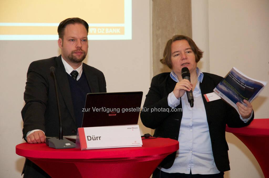 Susan Dreyer (CDP), © Wiener Börse, Claus Beischlager (15.12.2012)