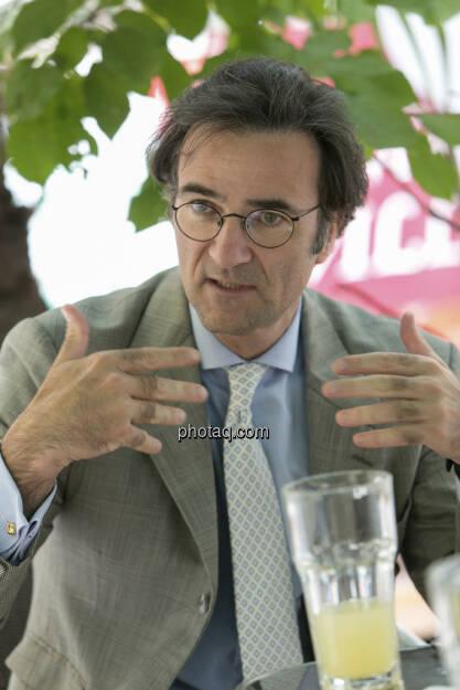 Karl Arco, © finanzmarktfoto.at/Martina Draper (11.07.2013)
