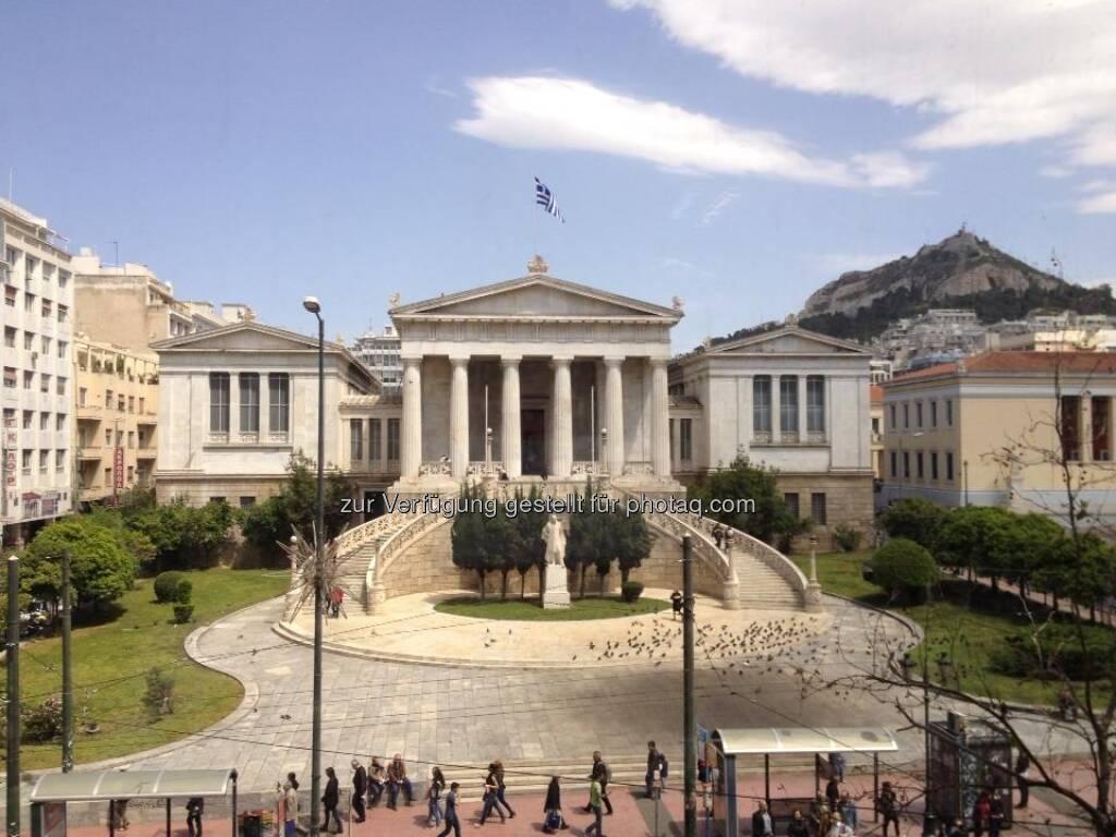 Griechenland, Athen , © Papakostas (14.07.2013)