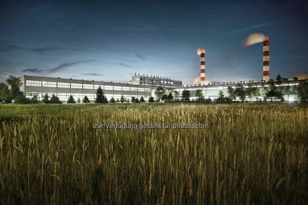 Semperit: Grossinvestition am Förderbandstandort Belchatów in Polen (15.07.2013)