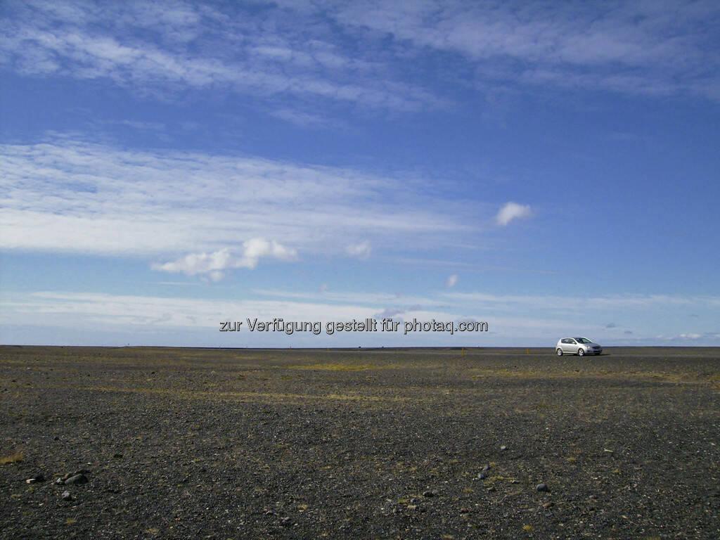 Auto - Island, © Gabriele Hartweger (15.07.2013)