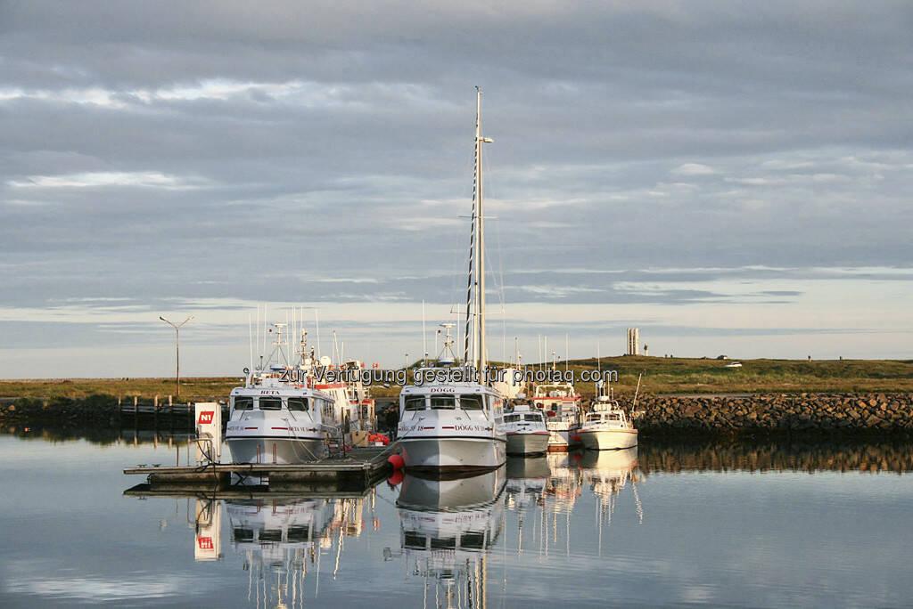Boote, Breiddalsvik - Island, © Gabriele Hartweger (15.07.2013)