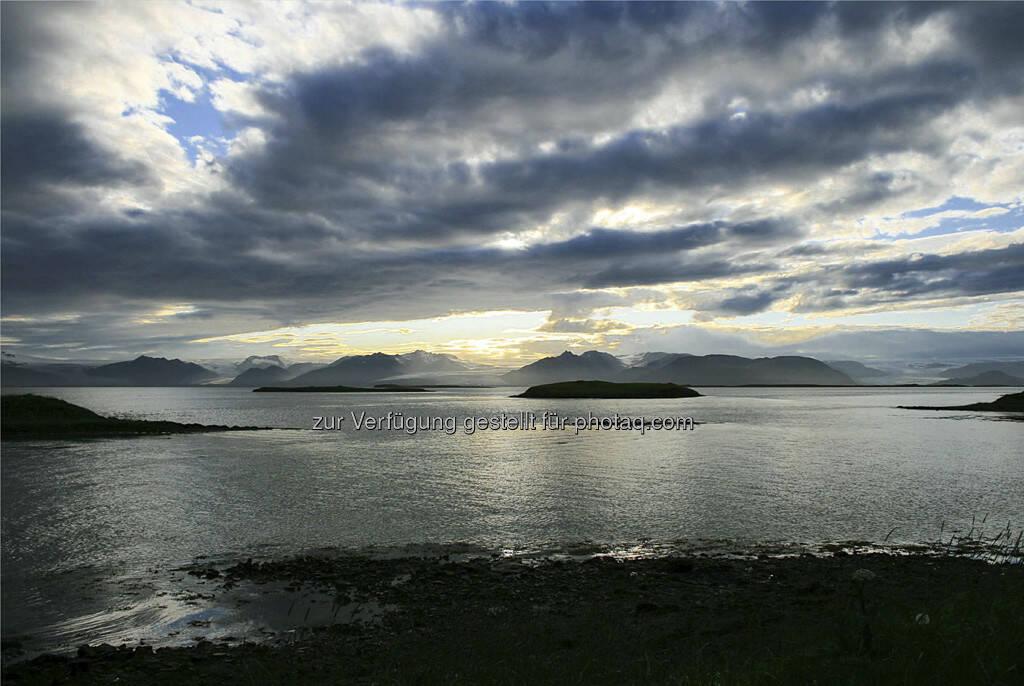 Holfn - Island, © Gabriele Hartweger (15.07.2013)