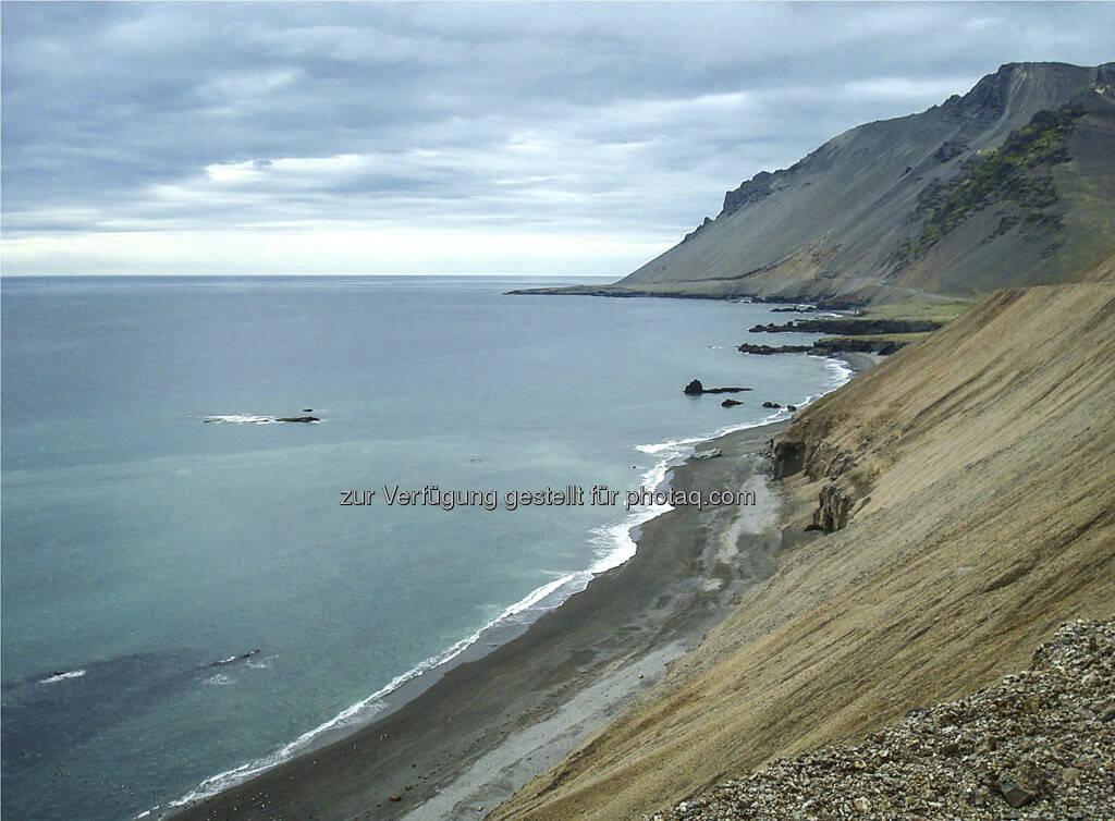 Westküste - Island, © Gabriele Hartweger (15.07.2013)