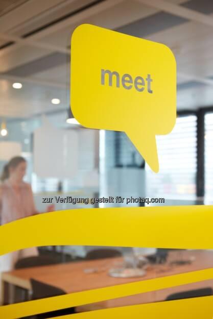 meet - Kapsch TrafficCom setzt auf Activity Based Working, © Kapsch (16.07.2013)