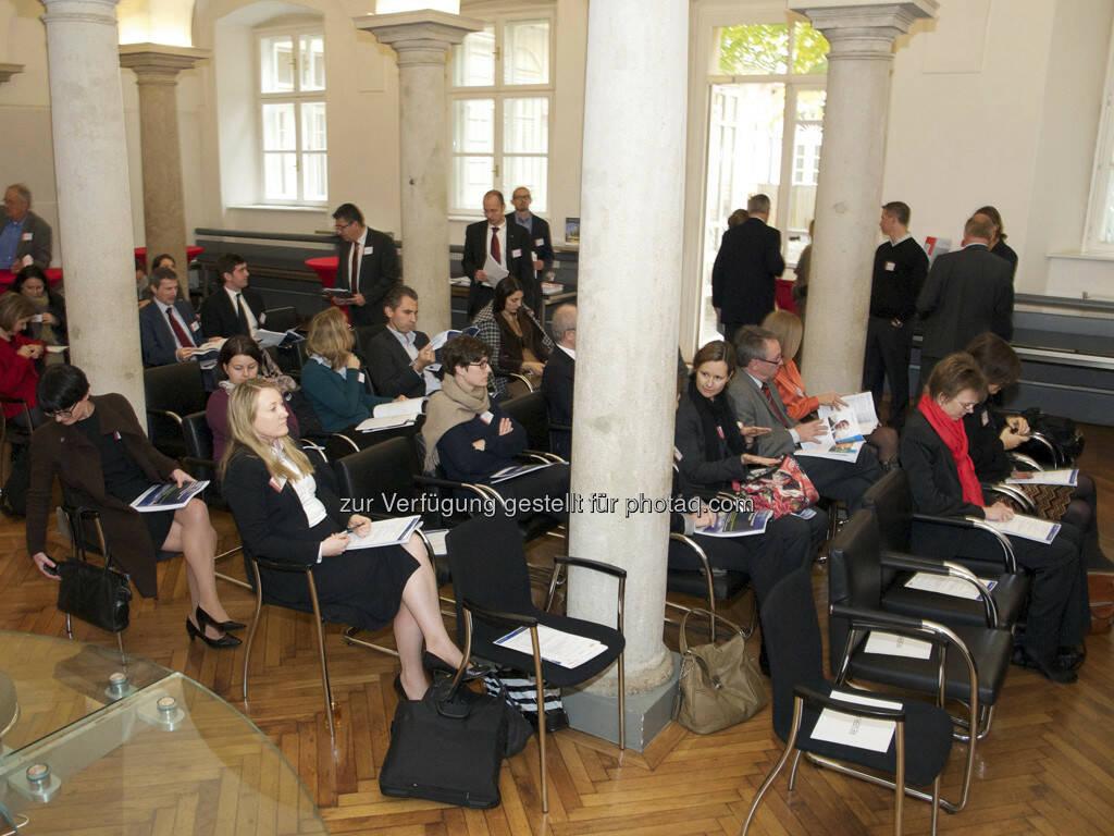 CDP Launch Event 2012, © Wiener Börse, Claus Beischlager (15.12.2012)
