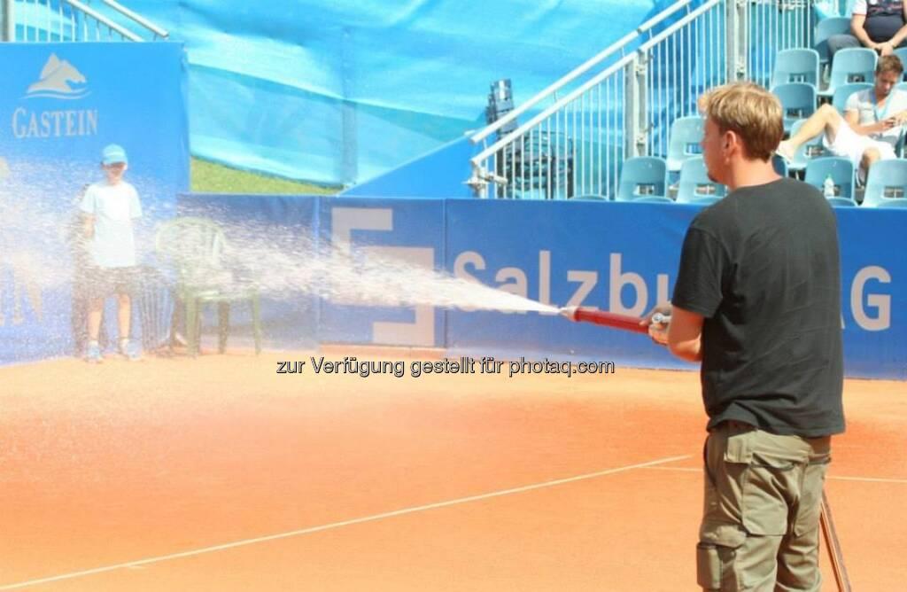 Nürnberger Gastein Ladies, Tennis - mehr unter https://www.facebook.com/GasteinLadies (17.07.2013)