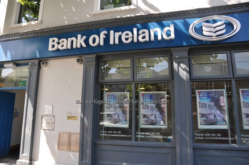 Bank of Ireland, BoI, Irland (19.07.2013)