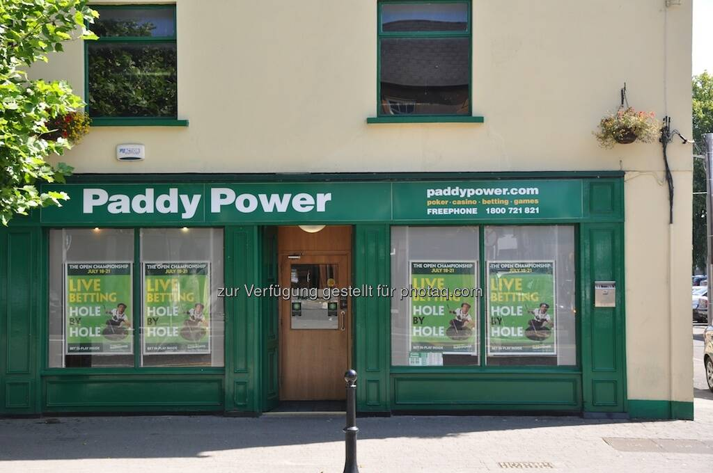 Paddy Power - Irland (19.07.2013)