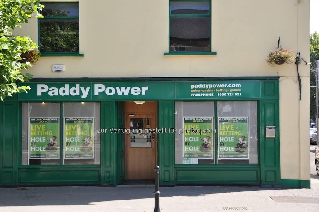 Paddy Power - Irland (19.07.2013)