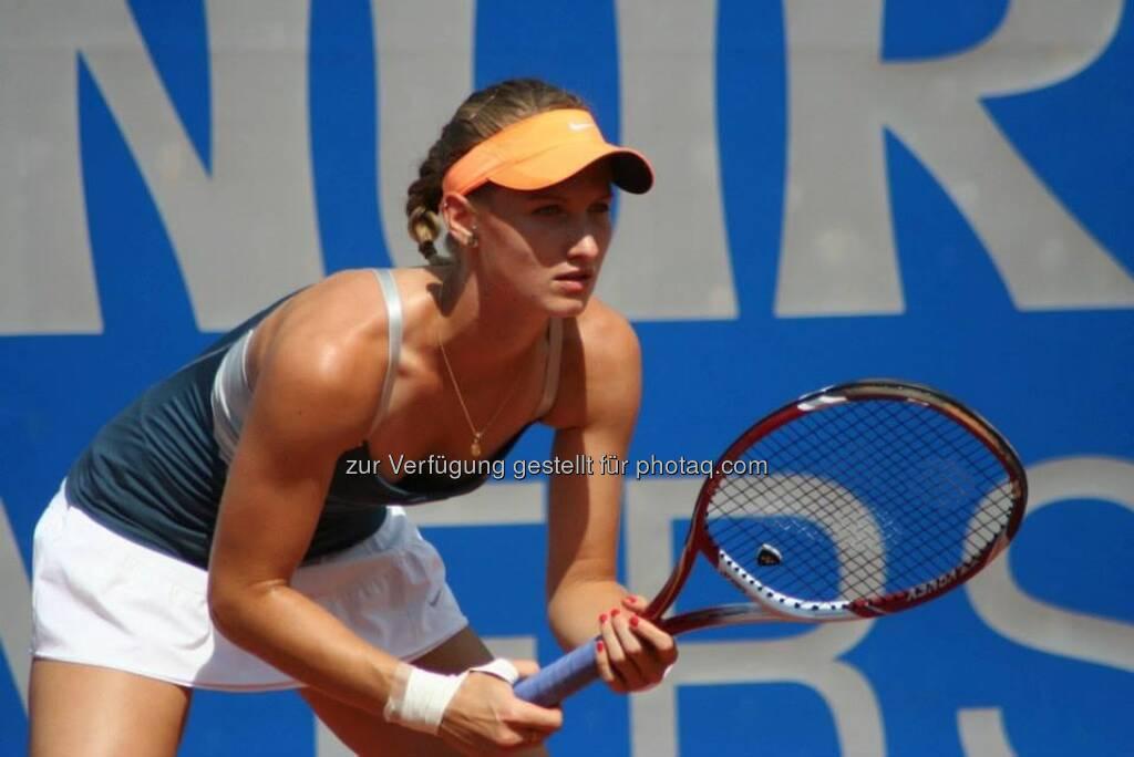 Lisa-Maria Moser beim Nürnberger Gastein Ladies, Tennis - mehr unter https://www.facebook.com/GasteinLadies (20.07.2013)